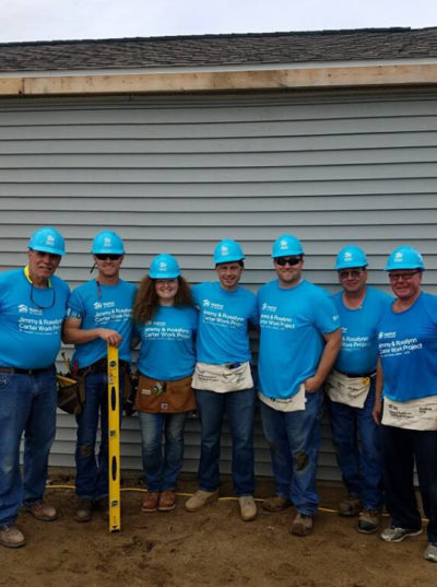habitat for humanity electricians